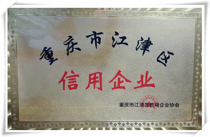 江津信用企业