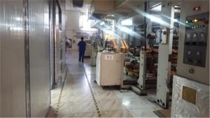 包装盒生产器械