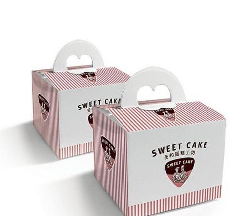 蛋糕包装盒定制