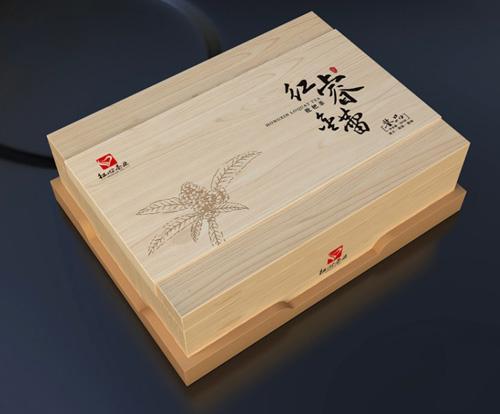 木质包装盒