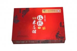玫瑰米花糖土特产包装