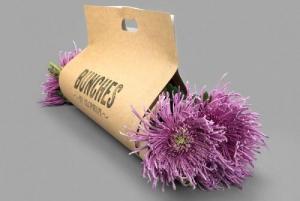 鲜花包装盒定制
