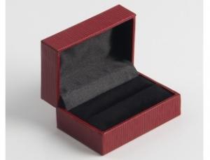 红色首饰包装盒定制