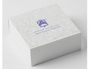 正方形礼品盒包装